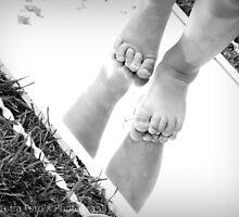 Cute little feet by Victoria Ford