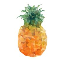 Pineapple Triangles by Cameron Kinchen