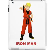 Iron Man #1 iPad Case/Skin