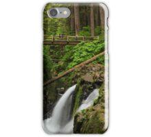 Sol Duc Falls iPhone Case/Skin