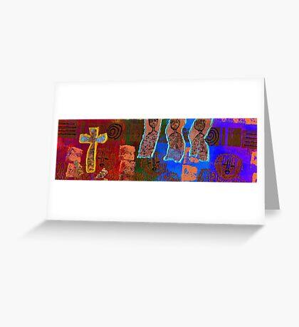 Believers Lane Greeting Card