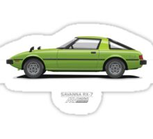 Savanna RX-7 Sticker