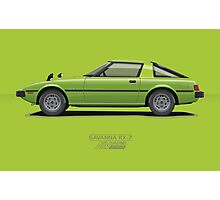 Savanna RX-7 Photographic Print