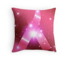 Become Aware! Throw Pillow