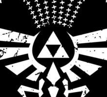 A Link to the Punk (Sticker) Sticker