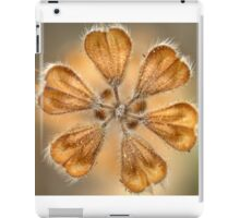 Weed On The Track iPad Case/Skin
