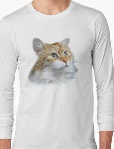 Garfield Lookalike Long Sleeve T-Shirt