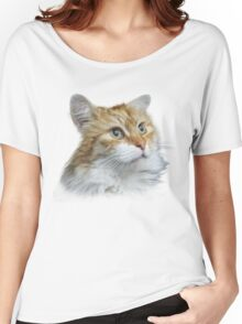 Garfield Lookalike Women's Relaxed Fit T-Shirt