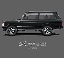 Range Rover Classic 3door CSK Limited by ARVwerks