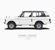 Range Rover Classic 3door Kids Tee