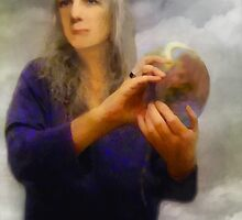 Gaia as Fata Morgana by RC deWinter