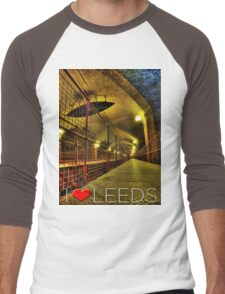 Dark Arches - Leeds Men's Baseball ¾ T-Shirt