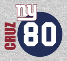 Victor Cruz by KeithSwo