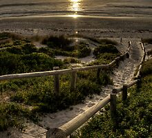 Cottesloe Sunset  by Rob Hawkins