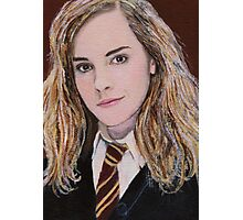 Miniature 'Hermione Granger' ACEO Card Photographic Print