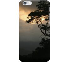 Sunset at Mary Cairncross Park iPhone Case/Skin