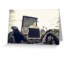 American Classic Greeting Card
