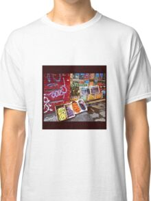 Streets of BsAs Classic T-Shirt