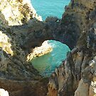 Algarve - Portugal by Meladana