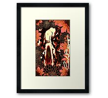 Dennis's Daughter - Style 1 Framed Print