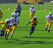 Jeff Davis yelllow jackets vs Wayne county yellow jackets by tomcat2170