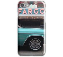 1966 Chevrolet Impala SS iPhone Case/Skin