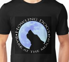Howling Dogs Unisex T-Shirt