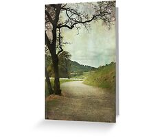 Walk of Life Greeting Card