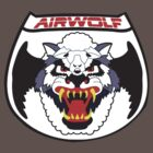 AIRWOLF  by BUB THE ZOMBIE
