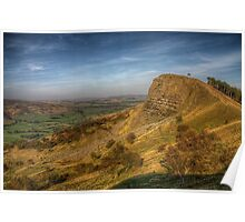 Back Tor, The Peak District Poster