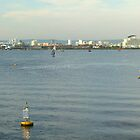 Cardiff Bay by Artberry