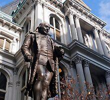 Benjamin Franklin by Kerry Dunstone
