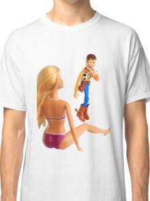 Woody sneaky peek Classic T-Shirt