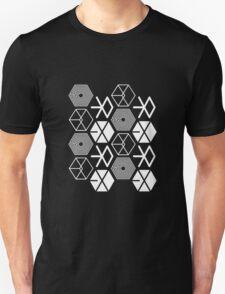 EXO Logo Pattern T-Shirt