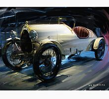 1922 Bugatti Type 23 Brescia by RGMcMahon