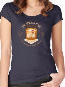 Draper's Bar Women's Fitted Scoop T-Shirt
