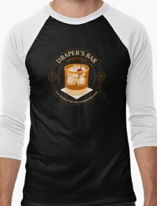 Draper's Bar Men's Baseball ¾ T-Shirt