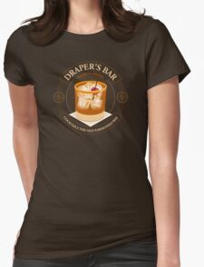 Draper's Bar Womens Fitted T-Shirt