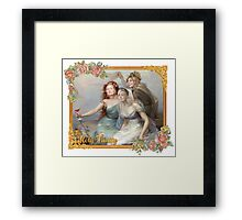The Holy Trinity 'Painting' Framed Print