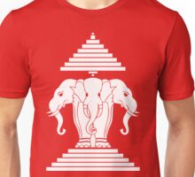 Erawan Lao / Laos Three Headed Elephant Unisex T-Shirt