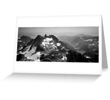 Mountain Landscape 16 Canada  Greeting Card