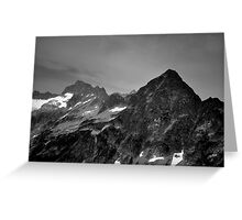Mountain Landscape 15 Canada  Greeting Card