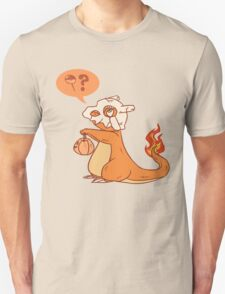 Charmander Trick or Treating  T-Shirt