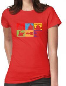 Ultraman 2 Womens Fitted T-Shirt