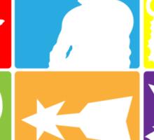 Ultraman 2 Sticker