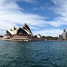 On the Harbour by Aakheperure