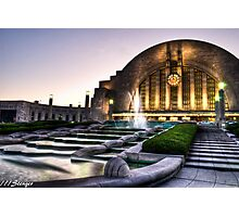 Union Terminal, Cincinnati Ohio Photographic Print