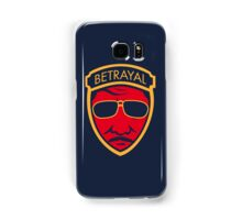 Betrayal Samsung Galaxy Case/Skin