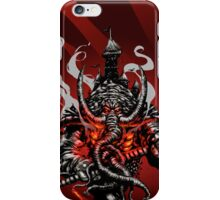 The Game of Kings, Wave One: The Black King's Rook iPhone Case/Skin