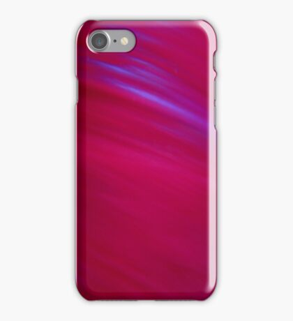 Fuschia iPhone Case/Skin